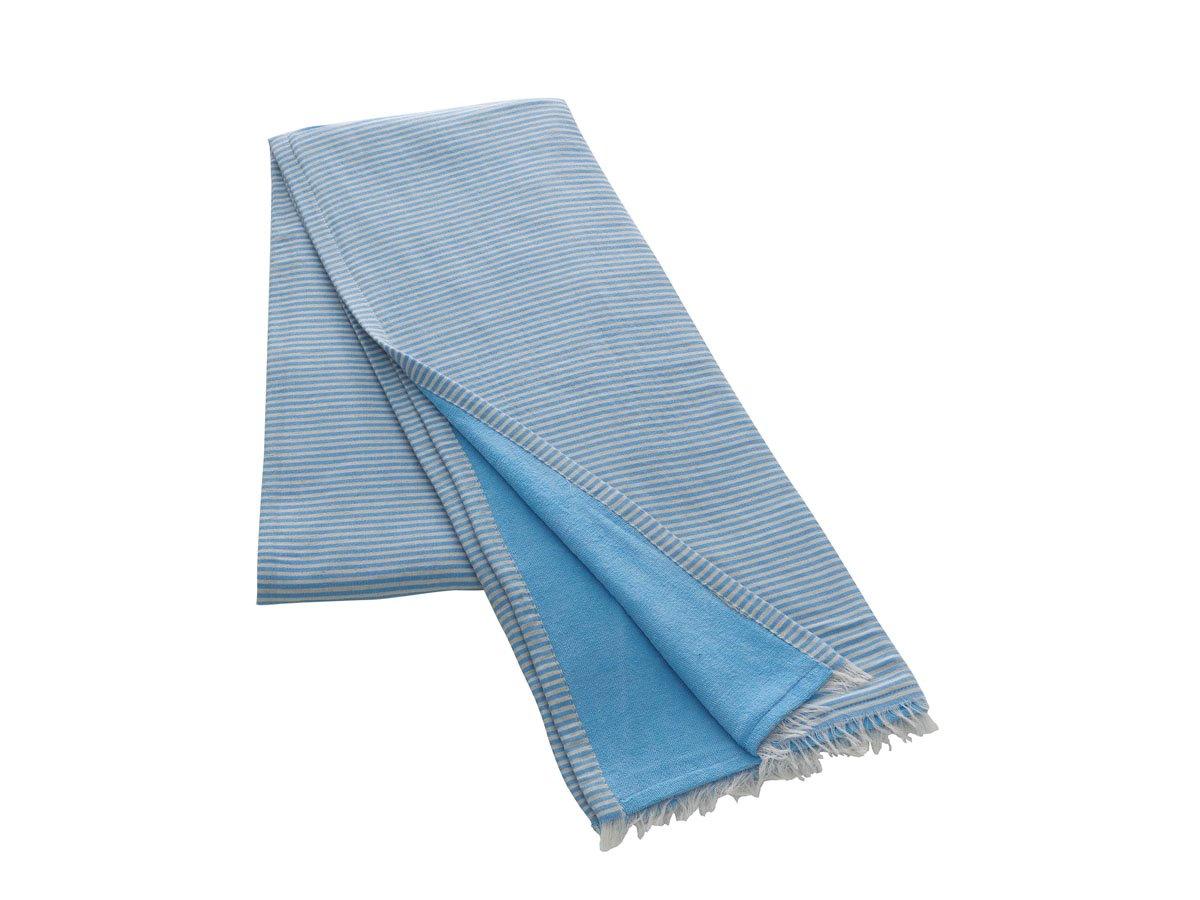 trendy-handdoek-dubbelzijdige-hamamdoek-blauw-streep-hamamdoek-peshtemal-hamam-strand-trendyhamam